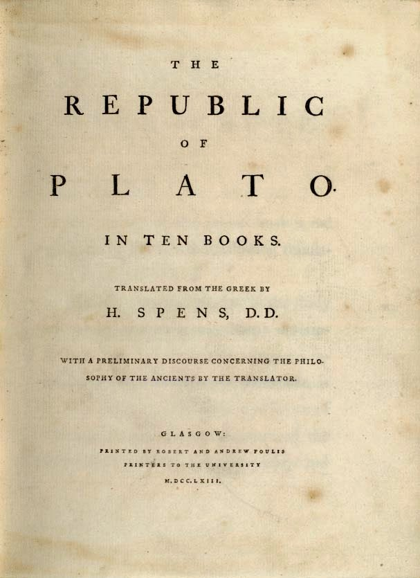plato censorship Plato: the republic among others, there is extreme censorship of poetry, lying to maintain good behavior and political stability.