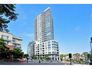 DOWNTOWN SAN DIEGO: ARIA Cortez Hill Condo Ready for Quick Sale! - Big Block Realty