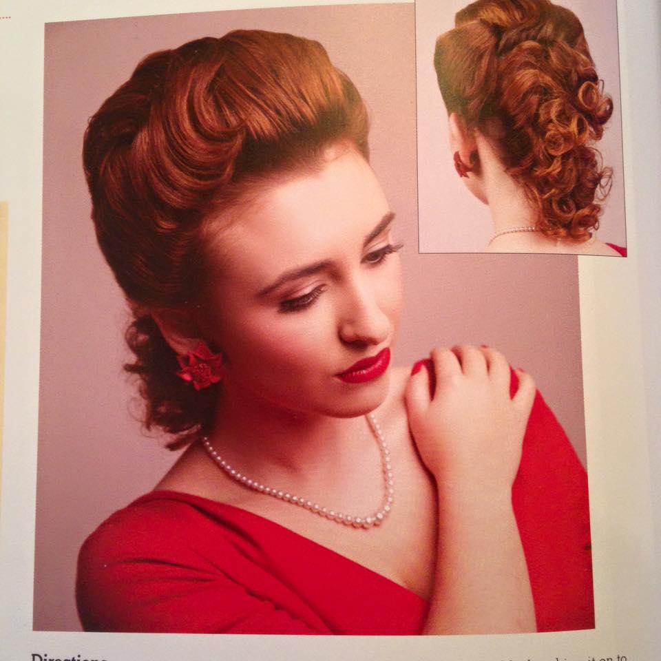 Hatties Adventures In Vintage Land Book Review Vintage Hair