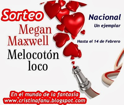http://cristinafanu.blogspot.com.es/2014/01/sorteo-melocoton-loco.html