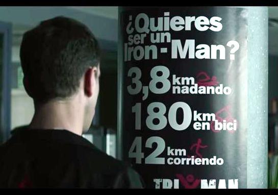 "Trailer ""100 metros"""