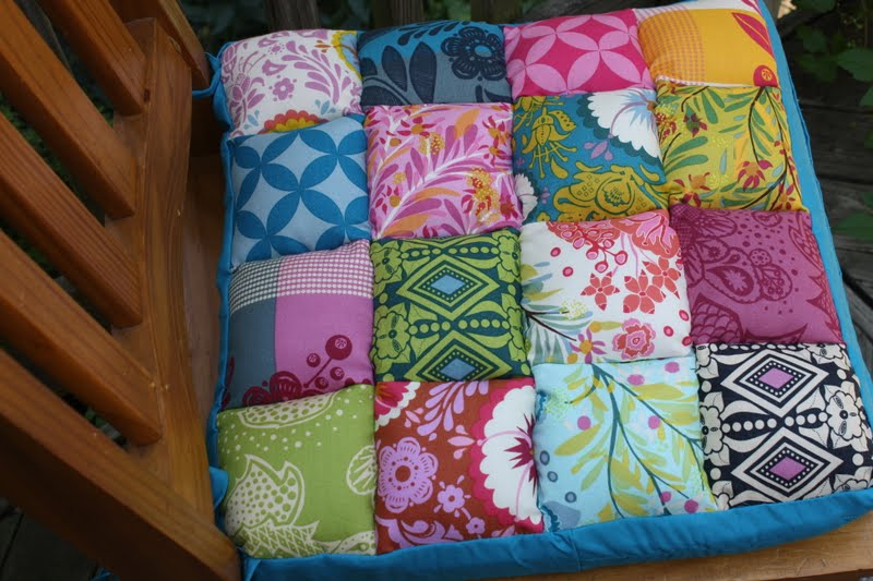 Tutorial Junk In The Trunk Chair Cushions Sew Sweetness