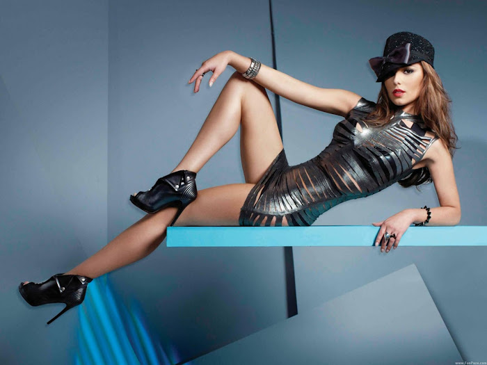 Cheryl Cole - The Most Desirable Woman Wallpaper