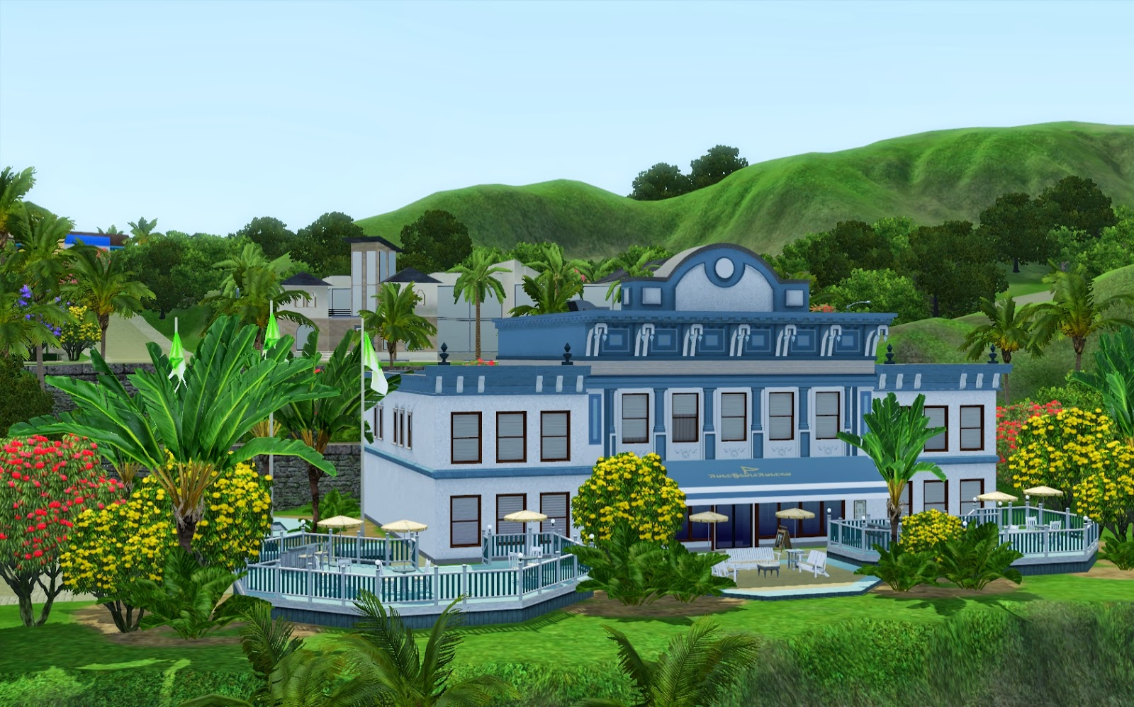 how to travel to isla paradiso in sims 3