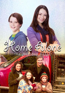 Ver online: Home Alone 5 (Home Alone: The Holiday Heist / Solo en casa 5) 2012