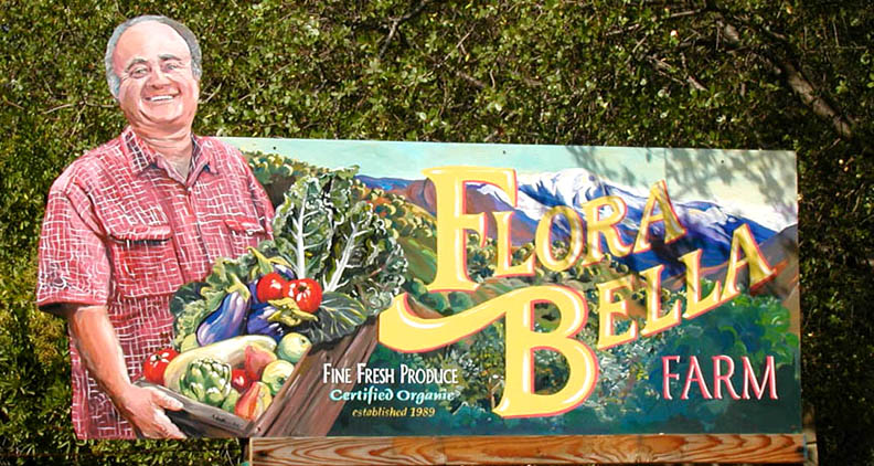 Flora Bella Farm, Three Rivers.