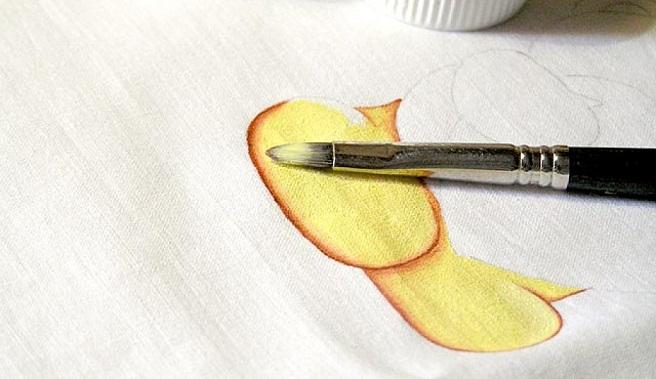 Marzua c mo pintar sobre tela - Como pintar sobre tela ...