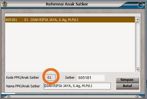 kode ppk spm 2014