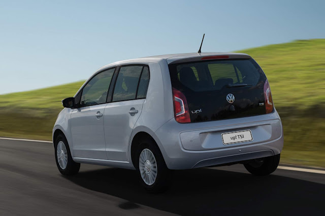 Volkswagen up! TSI Turbo 2016 - preço R$ 43.490 reais