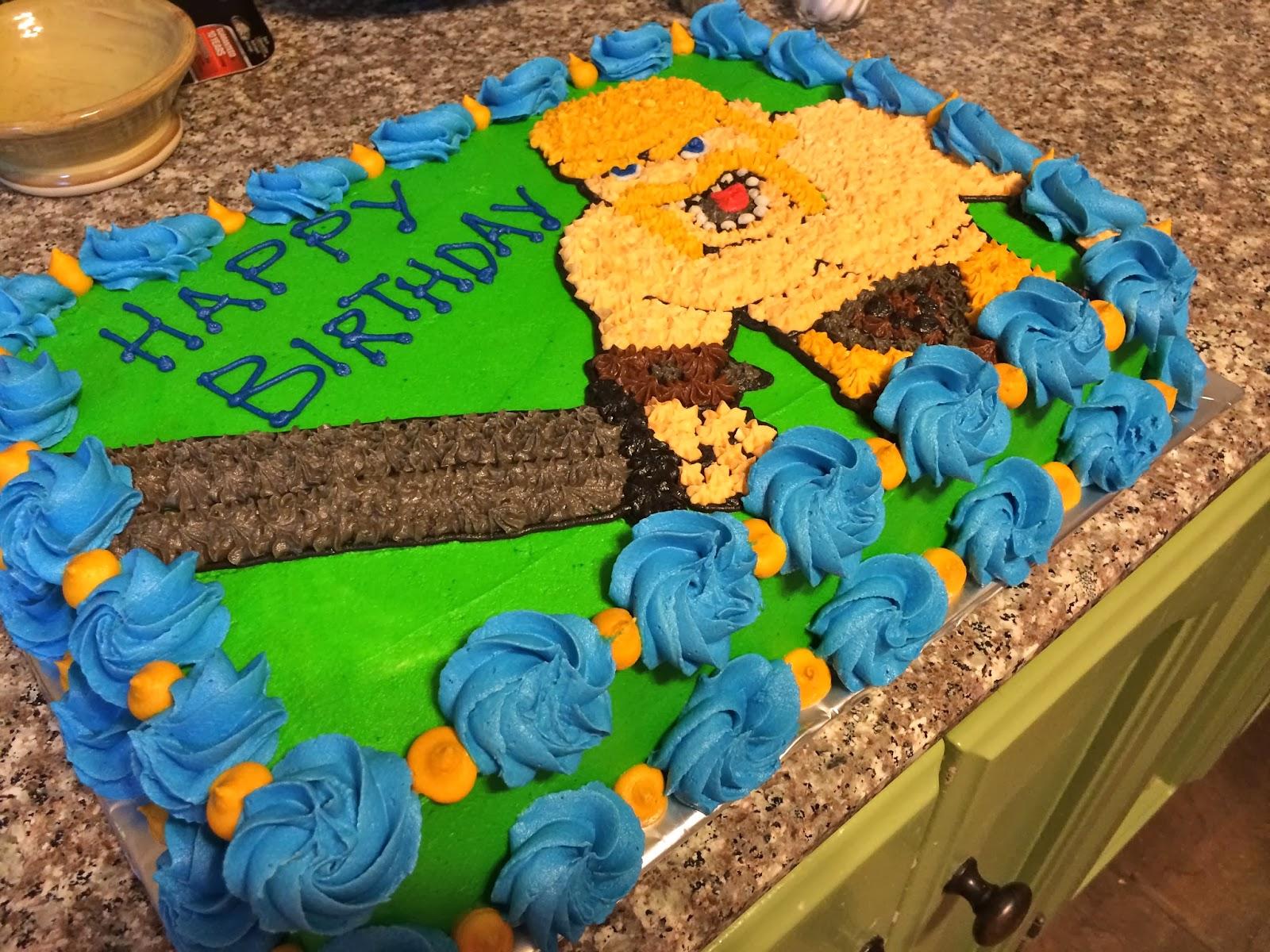 Happy Birthday Nathanul Cake Animated