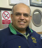 Ajay Gokani, Owner of Empire Garages