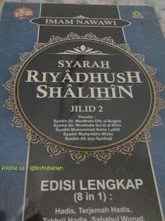 riyadhus shalihin jilid 2 Imam Nawawi Darul Uswah Proumedia