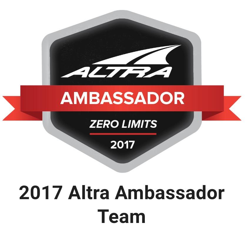 2017 Altra Ambassador