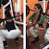 Treino de quadríceps e posterior da coxa da Gracyanne Barbosa do dia 01/05/2015