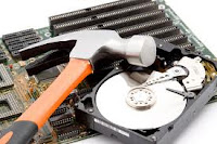 Erase full Hard Disk