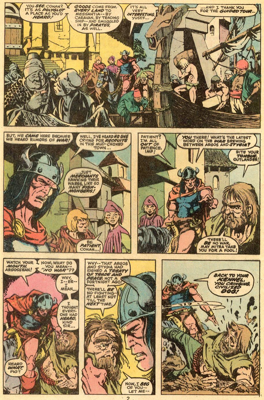 Conan the Barbarian (1970) Issue #57 #69 - English 3