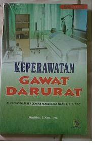 Buku Keperawatan Gawat Darurat