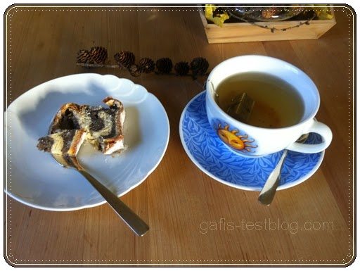 Dresdner Mohnstolllen zum Tee