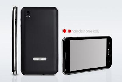 Axioo Picopad 5, Tablet Android ICS Bisa Call dan SMS