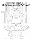 Like Me on Facebook and get a FREE coloring book pages!