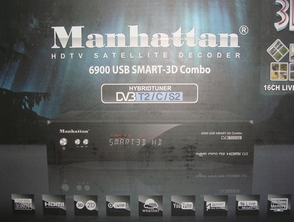 Manhattan 6900 USB Smart 3D Combo
