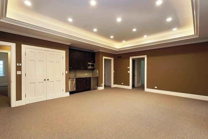 best paint color for basement wall