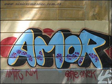 Letra de Graffiti De Amor || Graffiti Tutorial