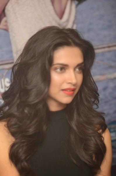 Deepika Padukone At Latest Stardust Magazine Cover Launch Stills