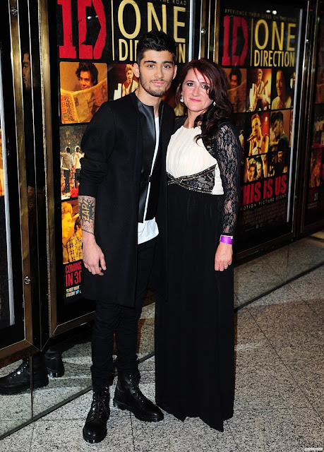 1D: This Is Us world  Premieres in London