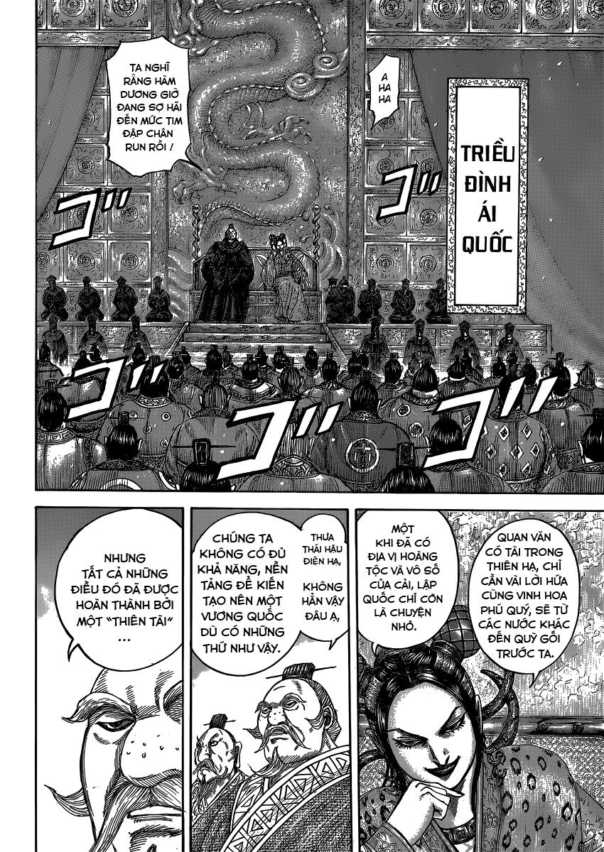 Kingdom - Vương Giả Thiên Hạ Chapter 405-406 Phim Tình Cảm Hàn page 13 - IZTruyenTranh.com