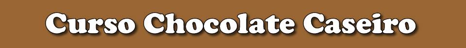 Curso Chocolate Caseiro Bombons e Ovos da Pascoa