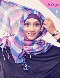 krsi+pm2 Cara Memakai Jilbab Pasmina Kreasi Sehari hari