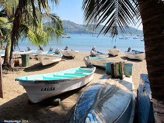 On the Waterfront Zihuatanejo, Mexico