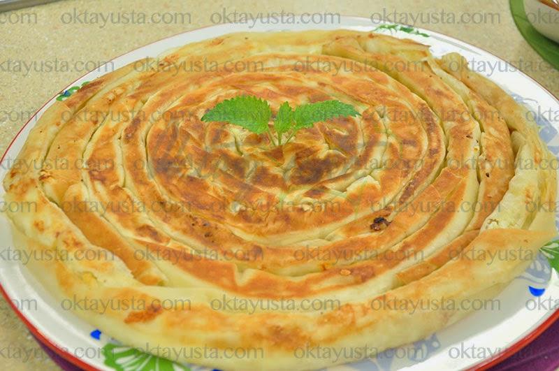 Tavada Gül Böreği Tarifi
