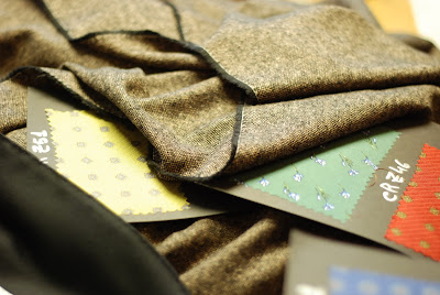 Rubinacci cashmere jacket 2: Style