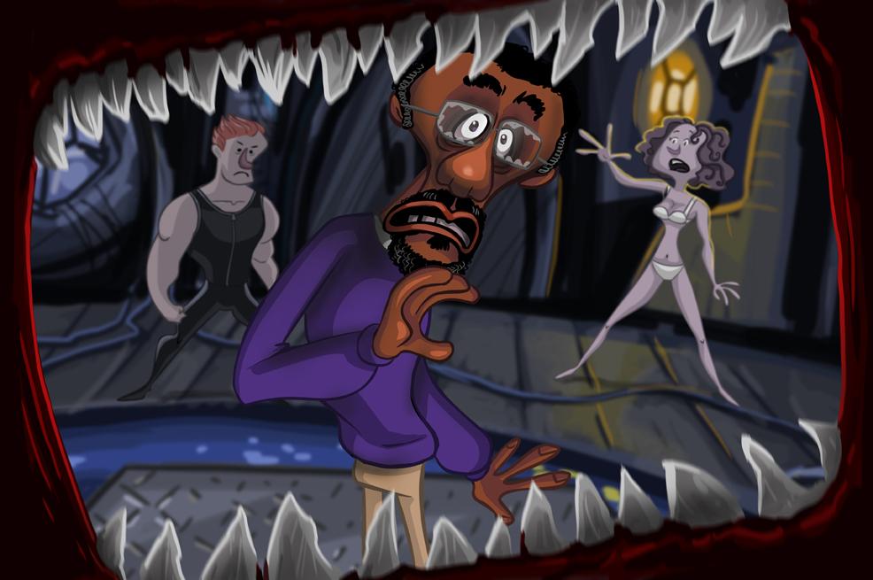 Wicked Crispy: CLASSICS OF CRAP: VOLUME 23-Deep Blue Sea