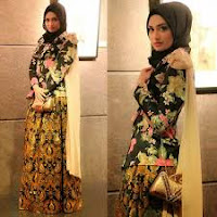 Model Atasan Batik Wanita Trendy dan Modis