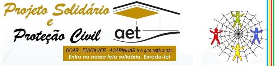 Projeto Solidário e Proteção Civil - AETAIPAS