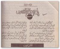 sshot 32 - Pal Bhar Rasta Tey Karne Mai by Farhat Ishtiaq