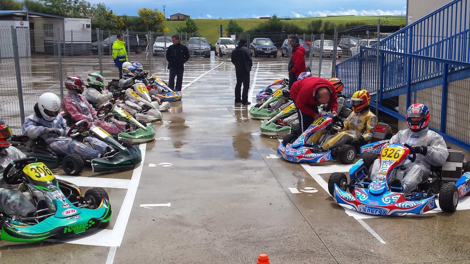 Nebukart Racing Team: Podium en la primera prueba del campeonato ...