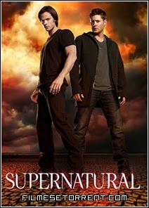 Supernatural 7 Temporada Torrent HDTV