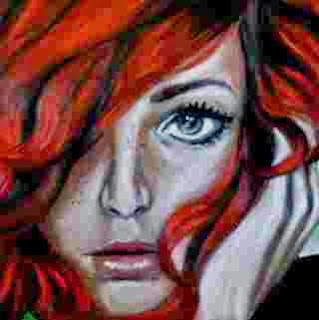 Портреты привлекательных женщин. Maria Folger