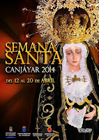Semana Santa de Canjáyar 2014