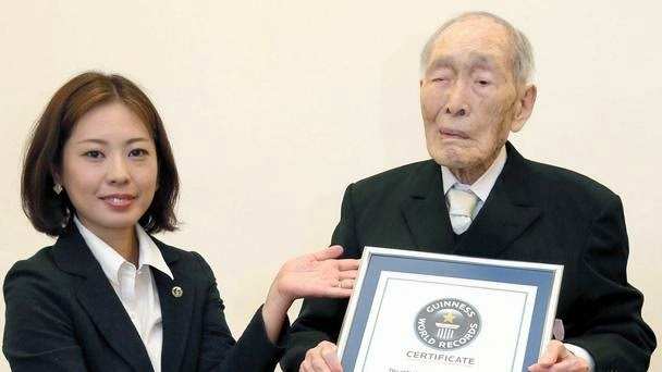#oldestman #111year #SakariMomoi #japan - Worlds oldest man is in Japan, 111 year old Sakari Momoi from japan is the oldest man in the world, adhiga vayadhu konda japan nattai serndhavarin vayadhu 111