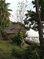 cottage at Kiluan Bay