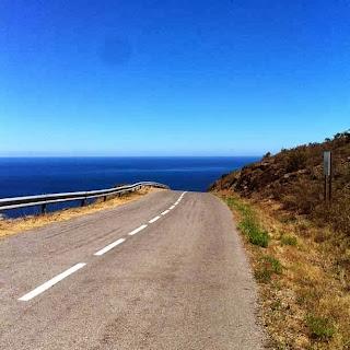 cycling Port de la Selva