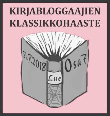 Kirjabloggaajien klassikkohaaste 7
