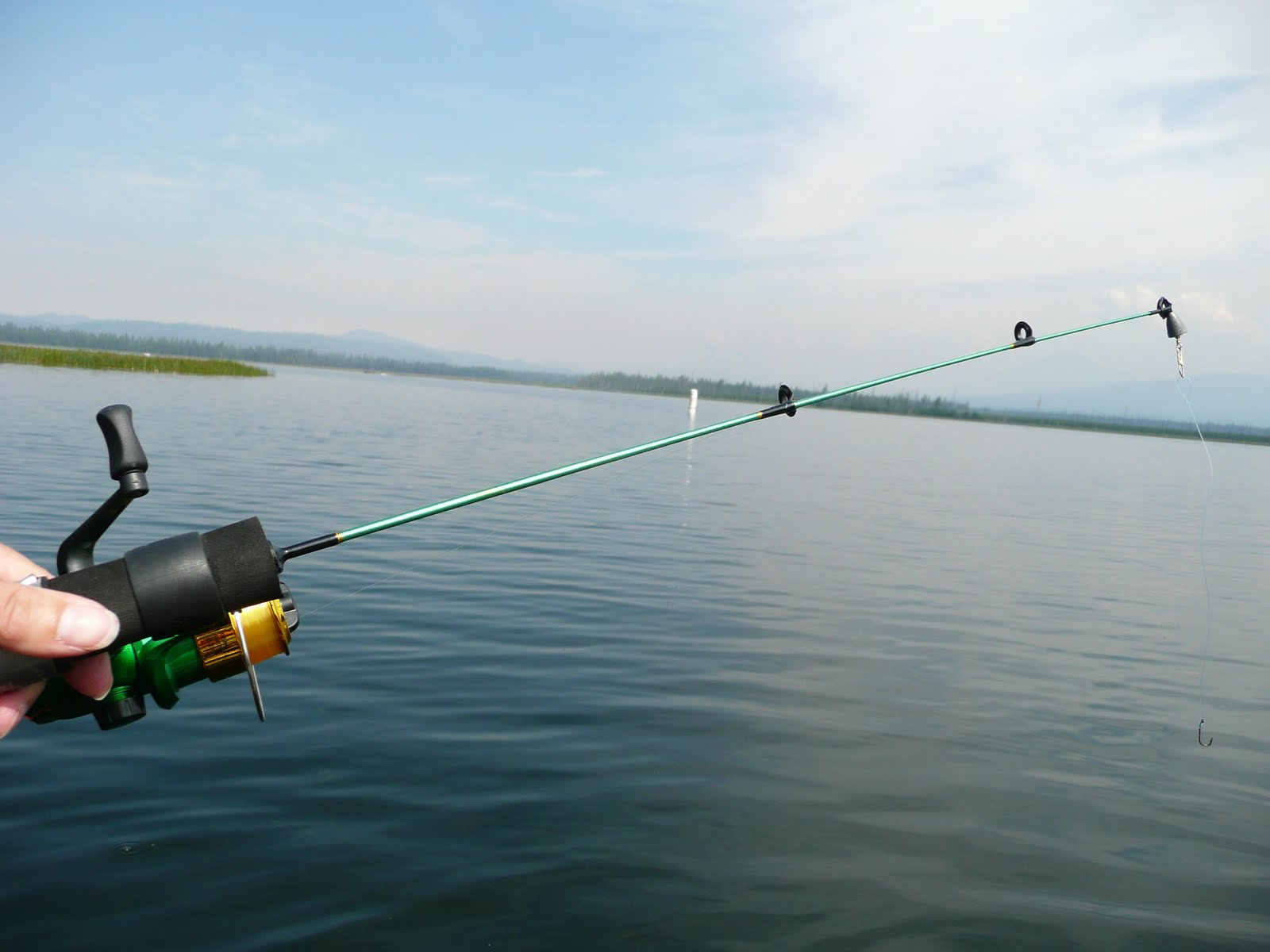 Keatons out and about crane prairie reservoir for Wickiup reservoir fishing