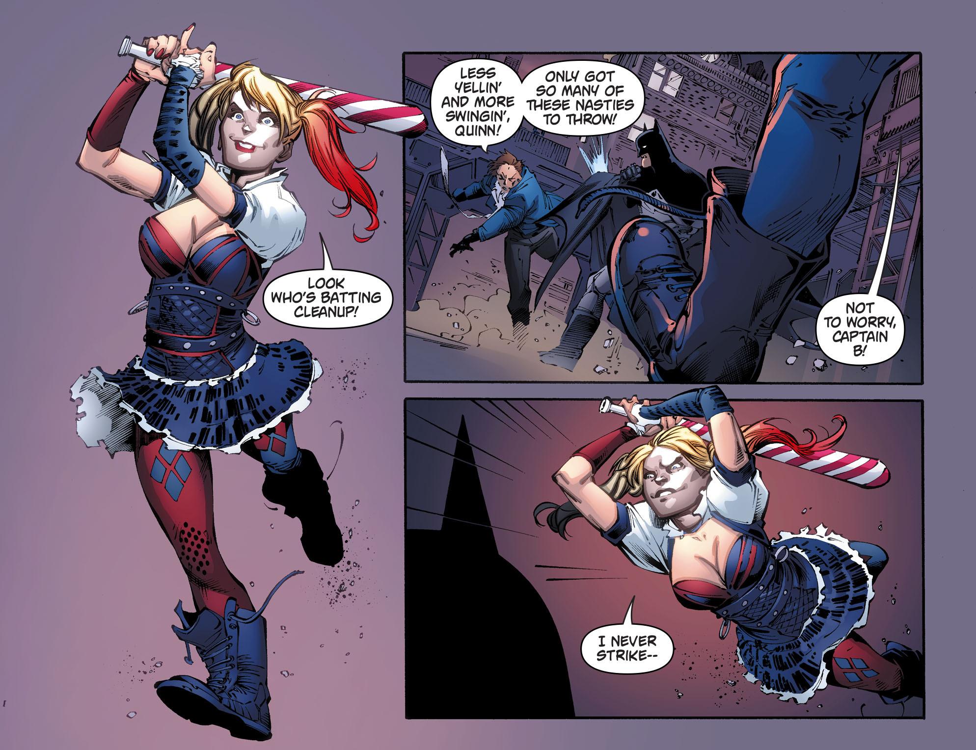 Batman: Arkham Knight [I] Issue #22 #24 - English 7