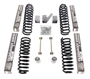 Trail Master Jeep JK Budget 3-inch Lift Kit PJ4625SSV